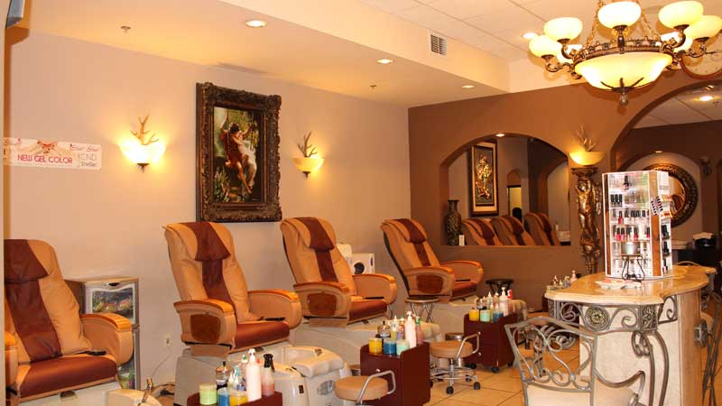 Hollywood Star Nail & Spa ...::..::.. Welcome To