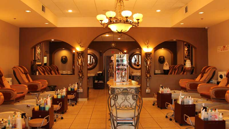 Amaris Nails And Spa Mansfield Tx